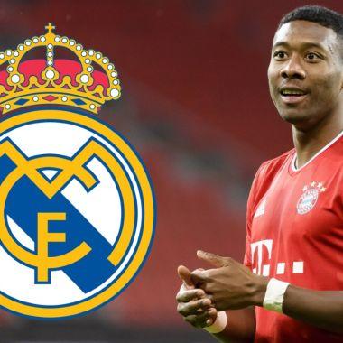 Real Madrid hace oficial el fichaje del defensa David Alaba