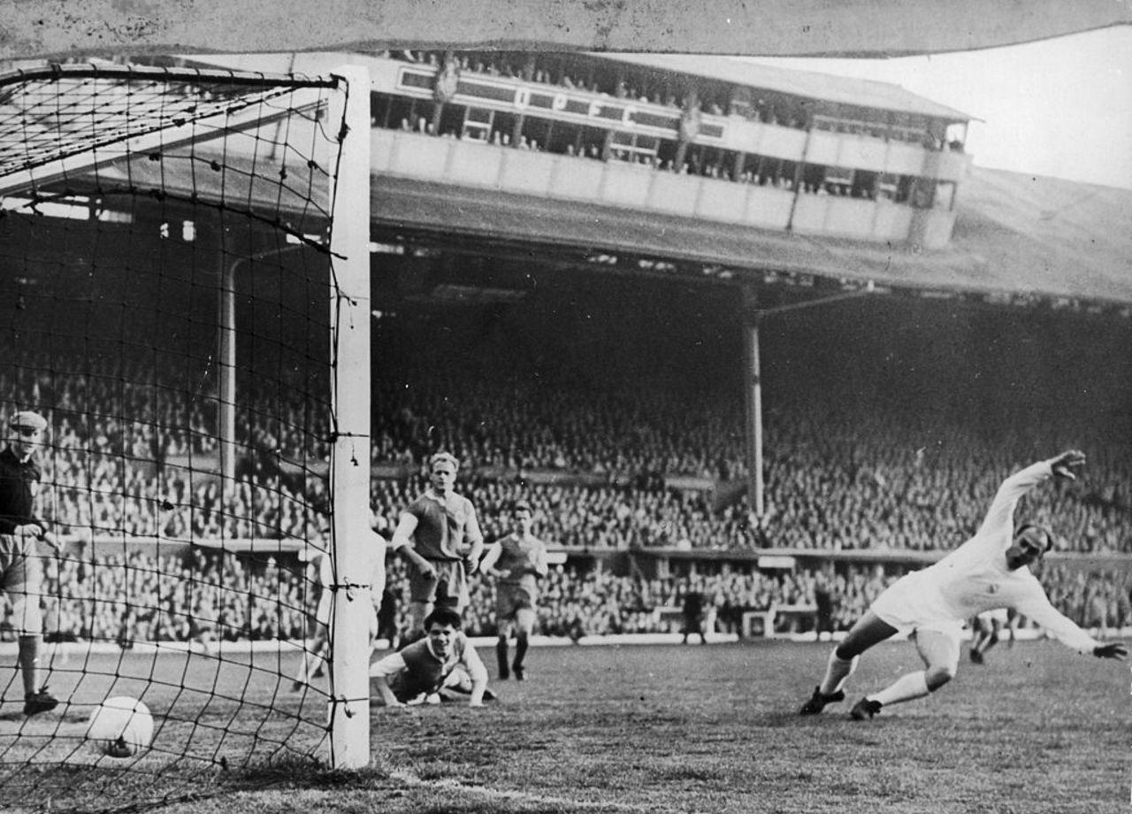 Real Madrid vs Eintracht Frankfurt final Copa Europa 1960 gol