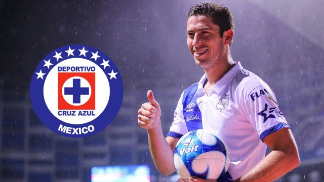 Santiago Ormeño refuerzo Cruz Azul