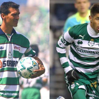 Santos Laguna máximos goleadores históricos