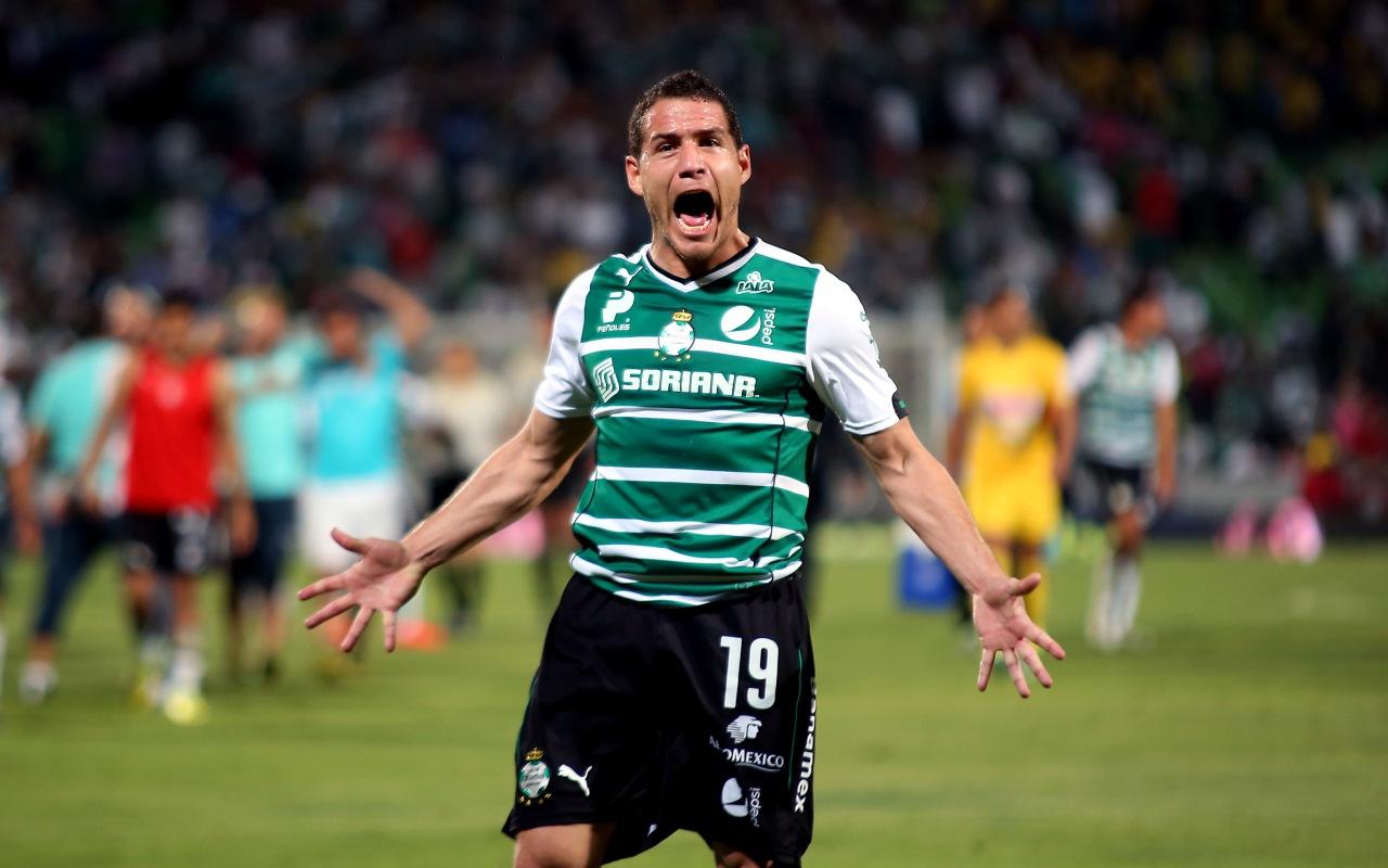 Santos Laguna jugadores más partidos Rafael Figueroa