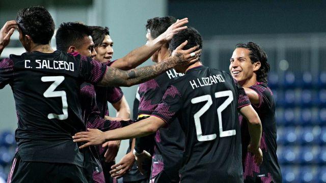 Selección Mexicana convocatoria Final Four