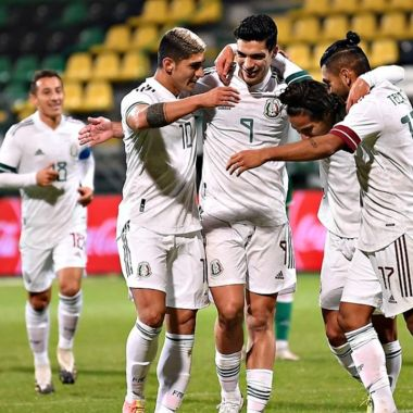 Selección Mexicana partido nigeria amistoso julio 2021