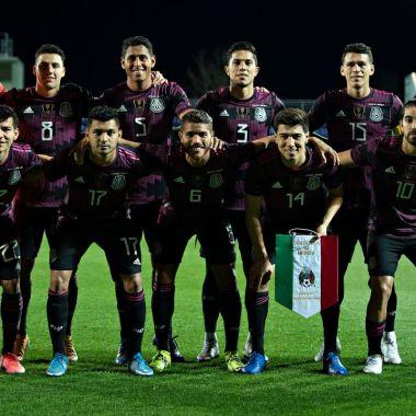 Selección Mexicana panamá partido junio estados unidos