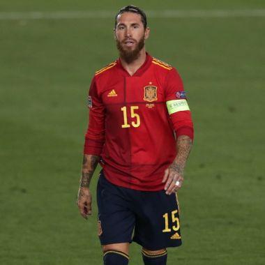 Sergio Ramos españa eurocopa 2020 convocados