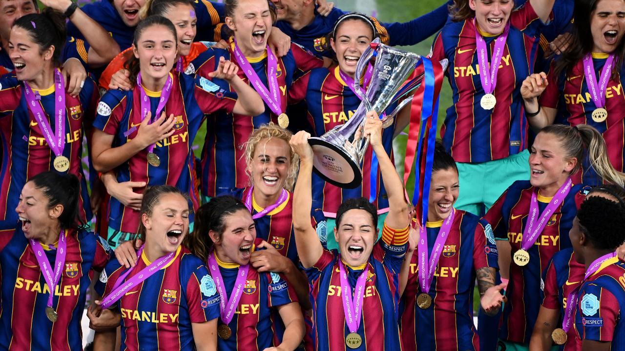 UEFA Champions League Femenil: Barcelona golea a Chelsea y se proclama campeón