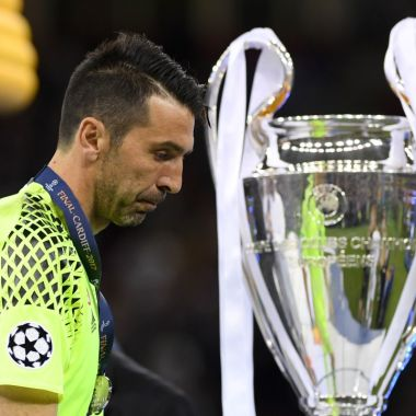 Champions League más finales perdidas historia