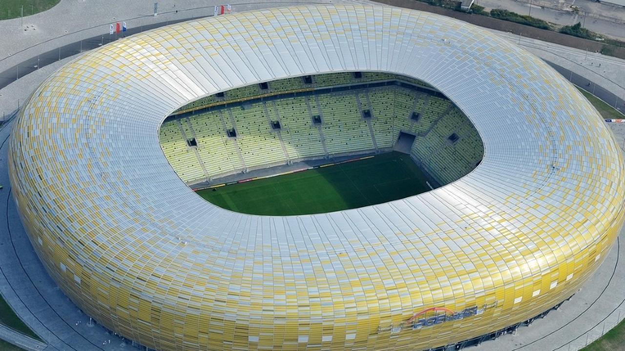 Final UEFA Europa League aficionados estadio