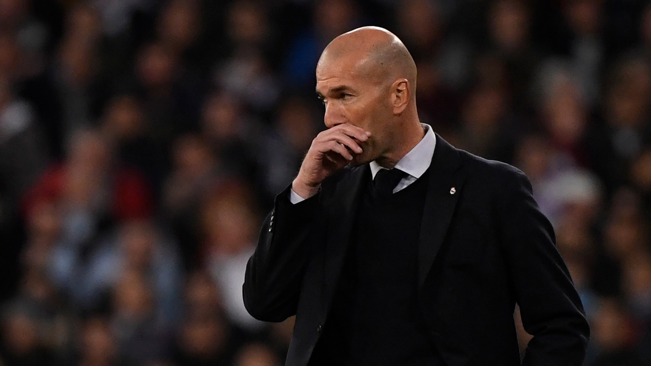 Zinedine Zidane dejará Real Madrid