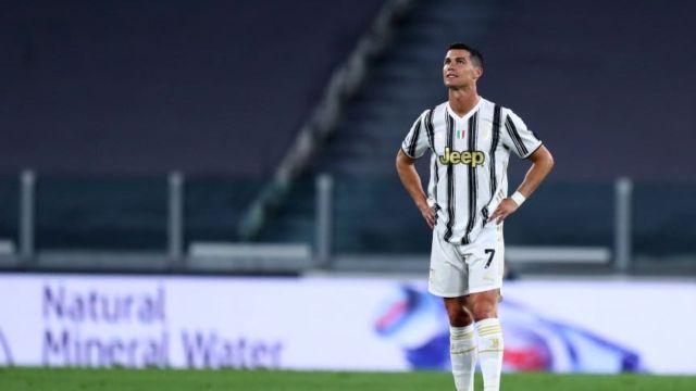 Cristiano Ronaldo descontentos con él