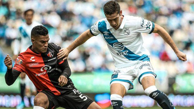 Puebla avanza semifinales Atlas