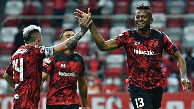 Toluca gana Cruz Azul cuartos de final