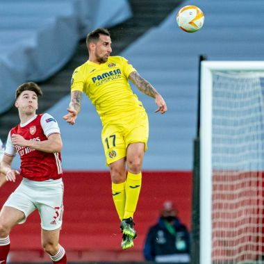 Villarreal finalista UEFA Europa League