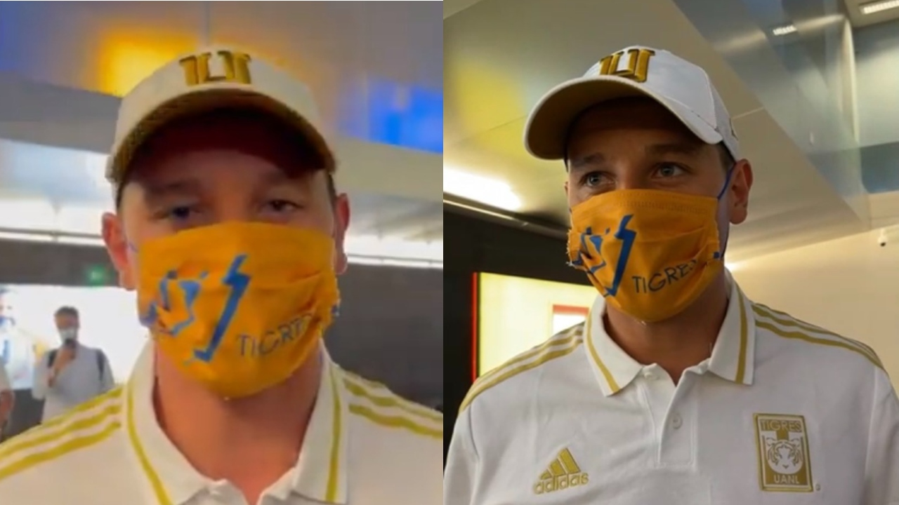Florian Thauvin llegada Tigres Monterrey