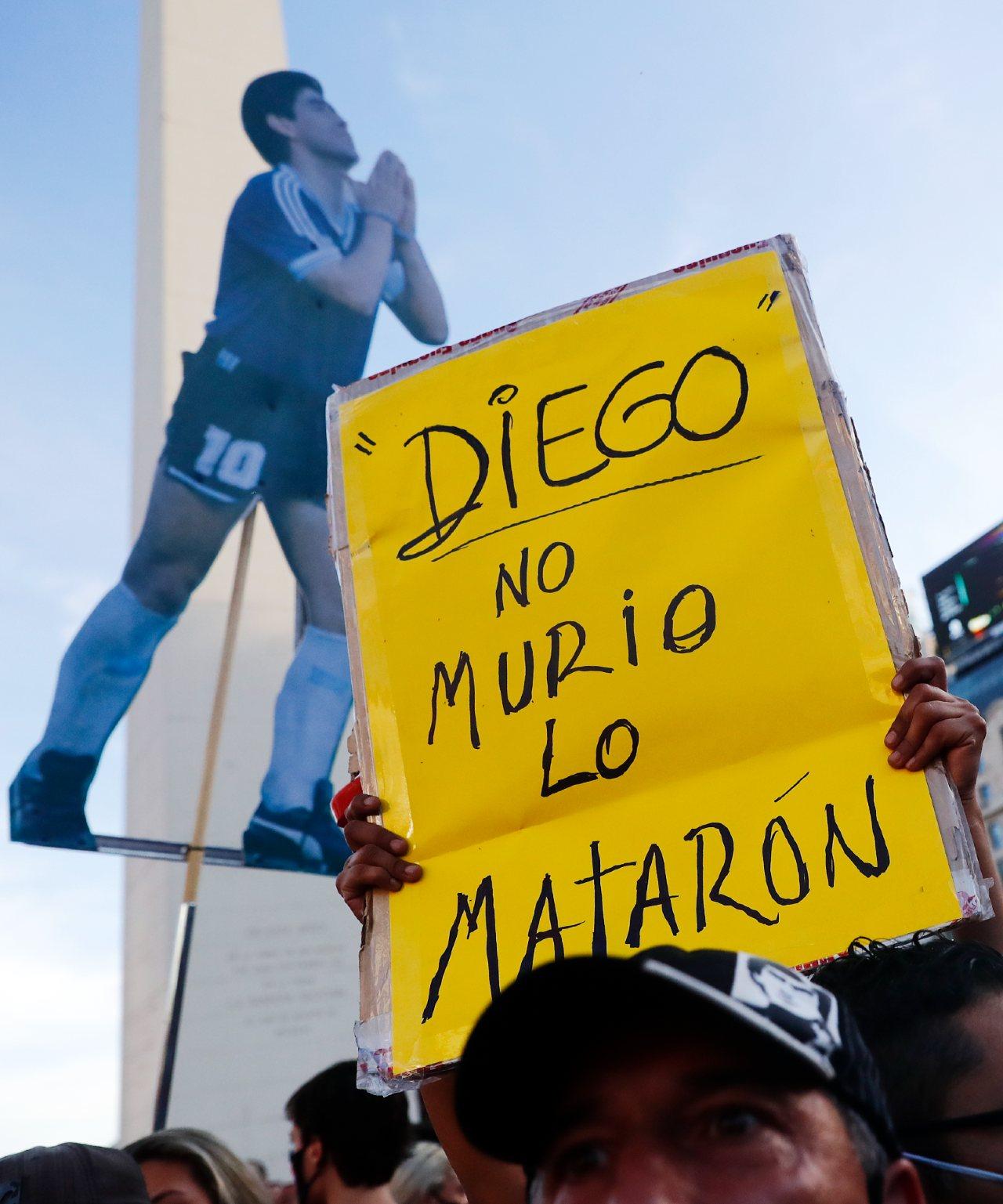 Argentina investigación caso Maradona