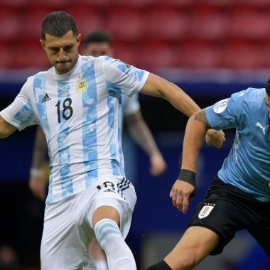 Argentina Uruguay Copa América 2021