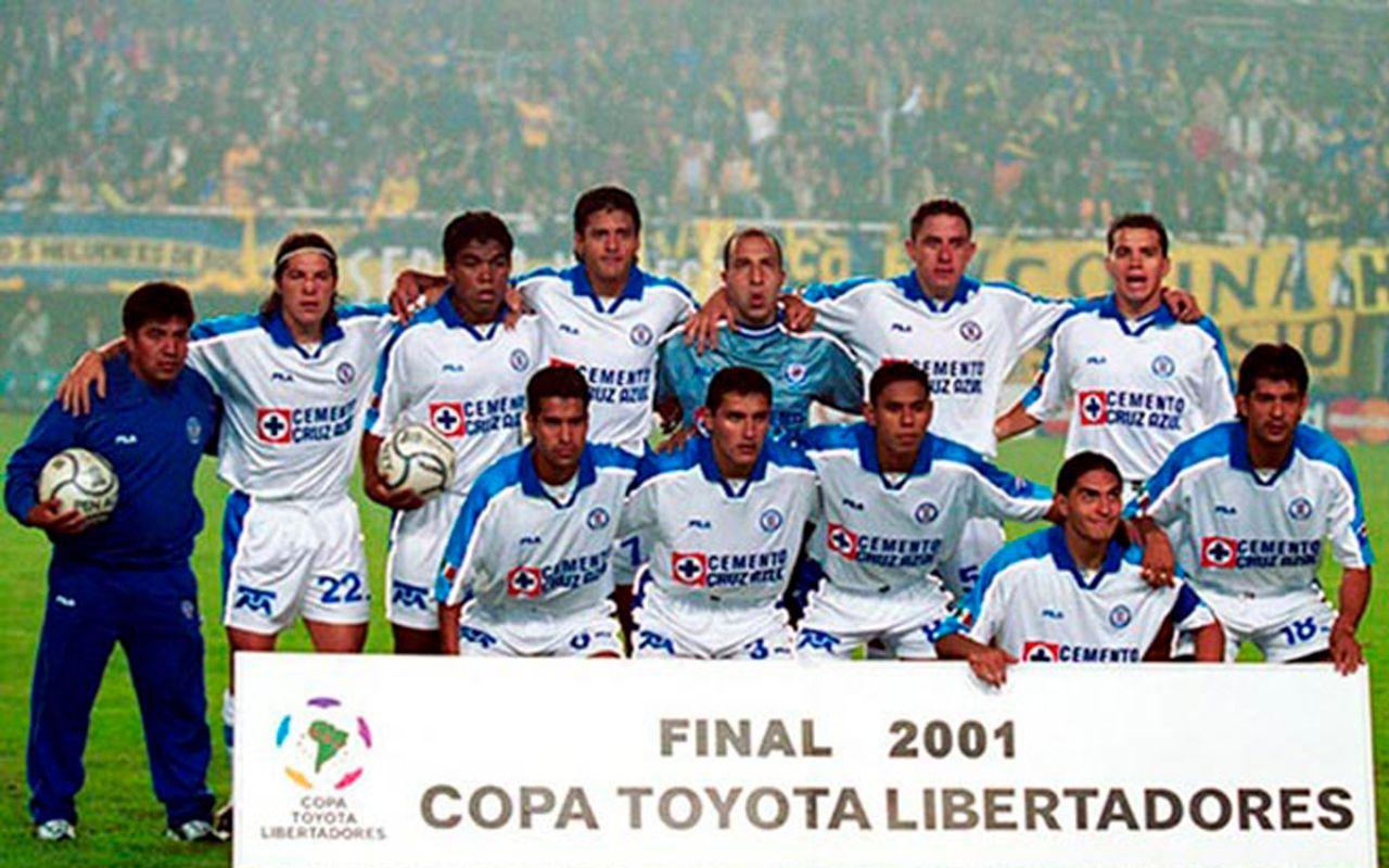 Cruz Azul Boca Juniors final libertadores