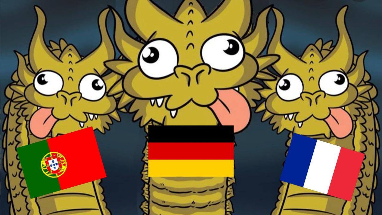 Alemania eliminación Eurocopa 2020