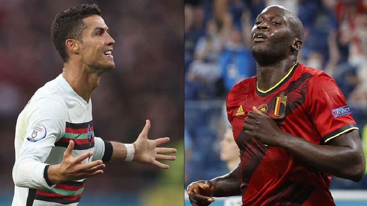 Eurocopa 2020: Bélgica y Portugal revelan sus alineaciones para su partido de octavos de final