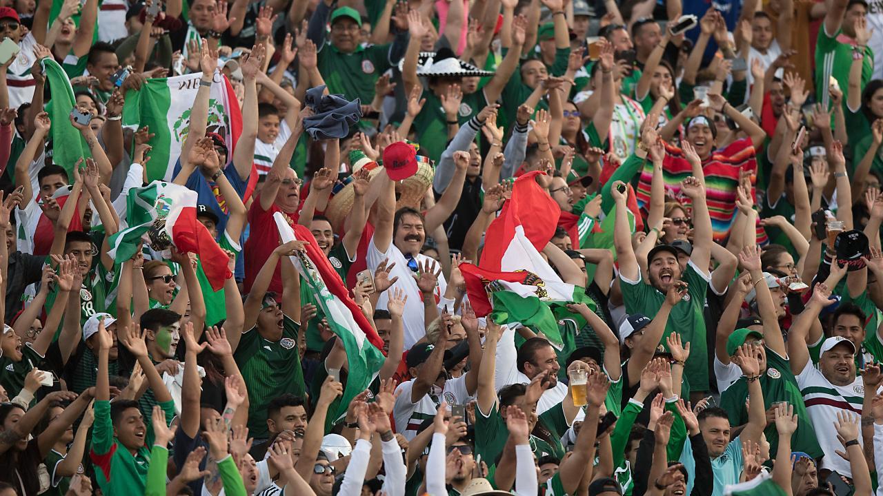 FMF México fuera mundial grito