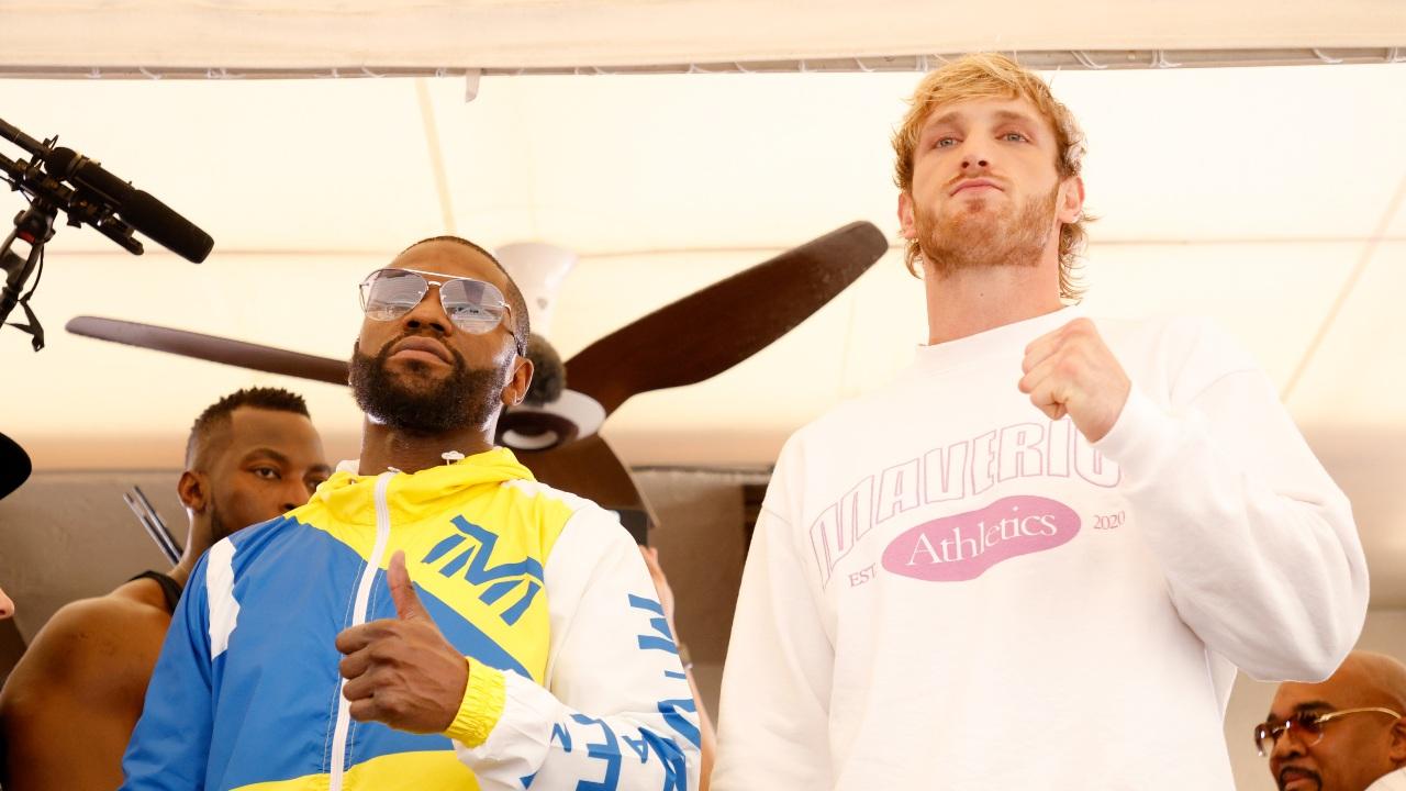 Floyd Mayweather Logan Paul ganancias pelea