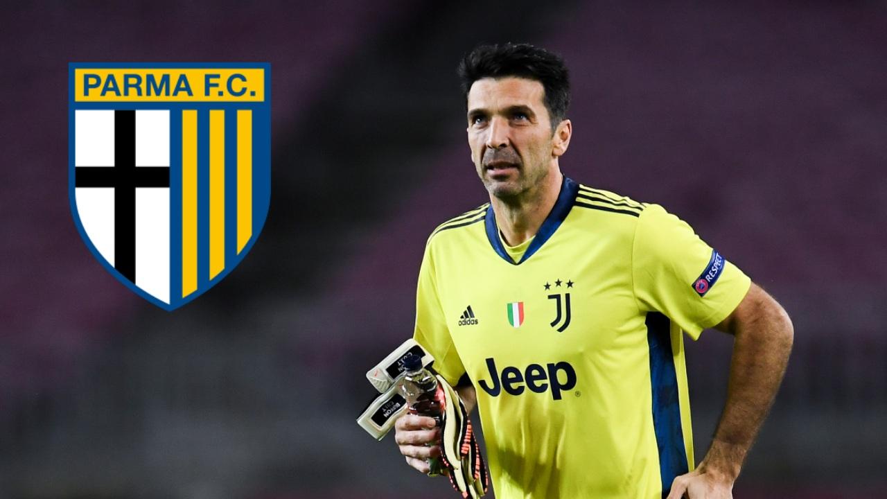 Gianluigi Buffon regreso Parma Italia