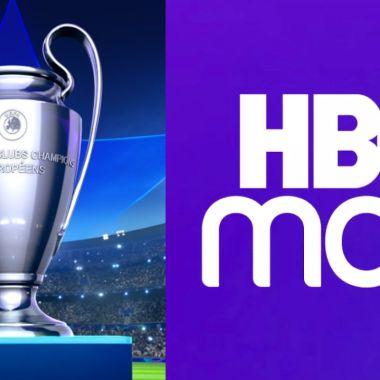 HBO Max champions league méxico streaming