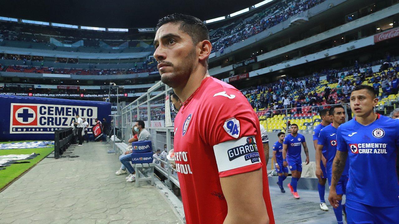 Jesús Corona suspensión Cruz Azul partidos