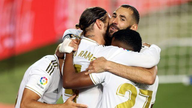 Sergio Ramos jugadores Real Madrid despedida