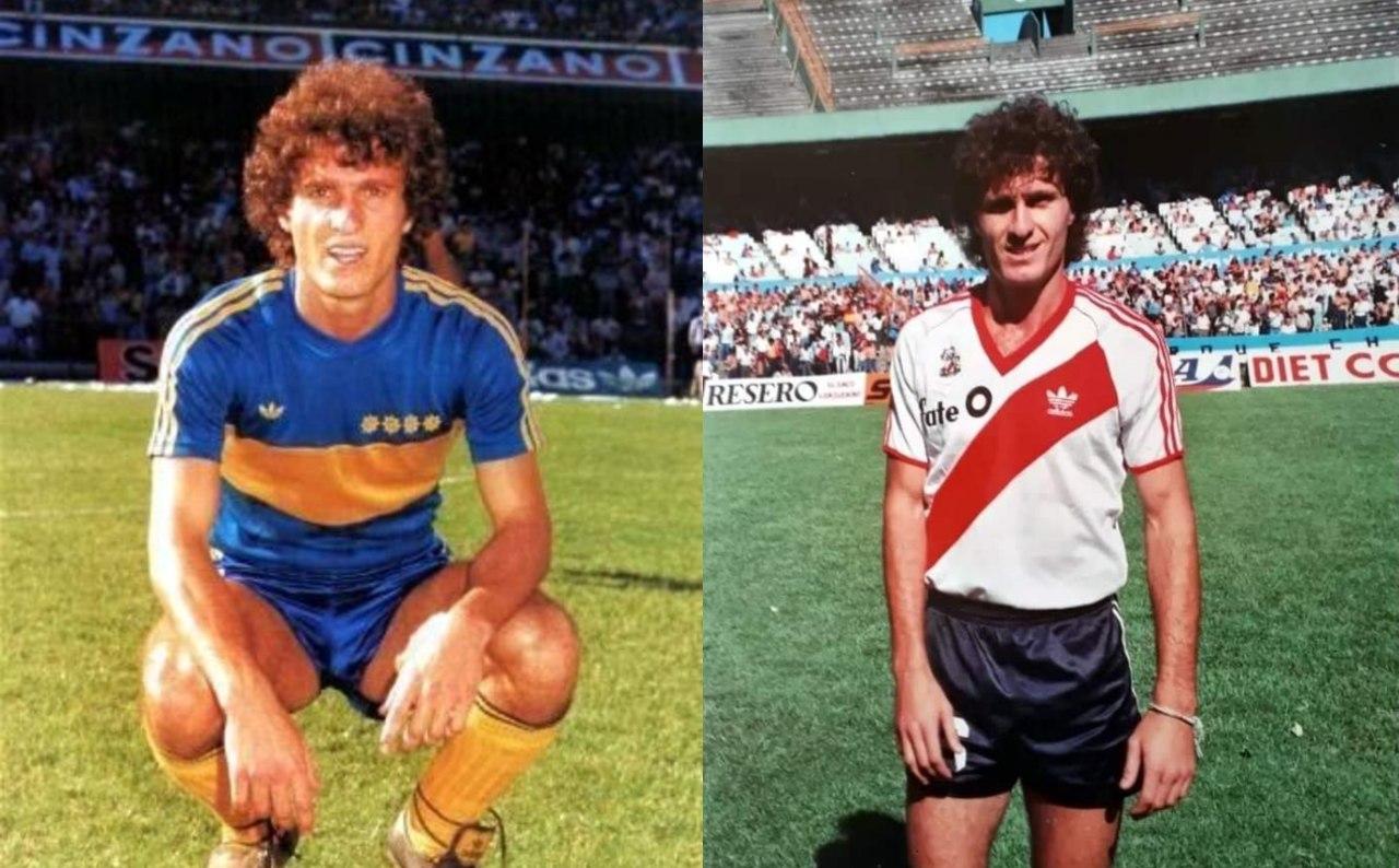 Traiciones jugadores futbol mundial Óscar Ruggeri