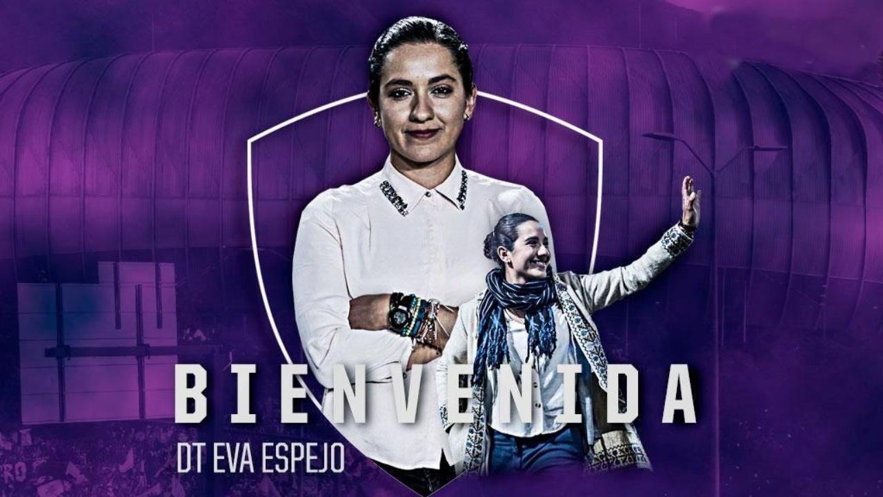 Eva Espejo Rayadas de Monterrey liga bbva mx