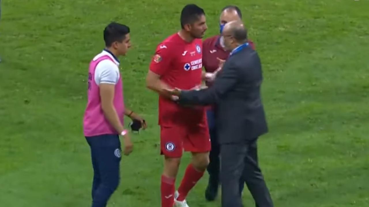 Liga BBVA MX comisionado suspensión Jesús Corona