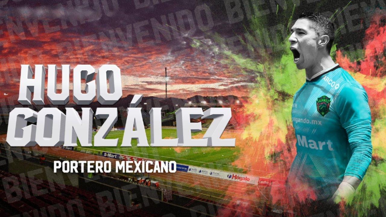 Liga BBVA MX: FC Juárez hace oficial el fichaje de Hugo González