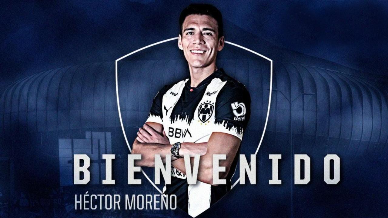 Liga BBVA MX: Héctor Moreno llega de forma oficial a Rayados de Monterrey