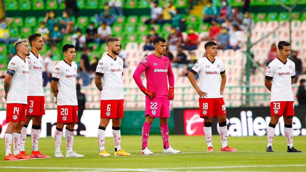 Liga BBVA MX_ Toluca bajas transferencias altas bajas
