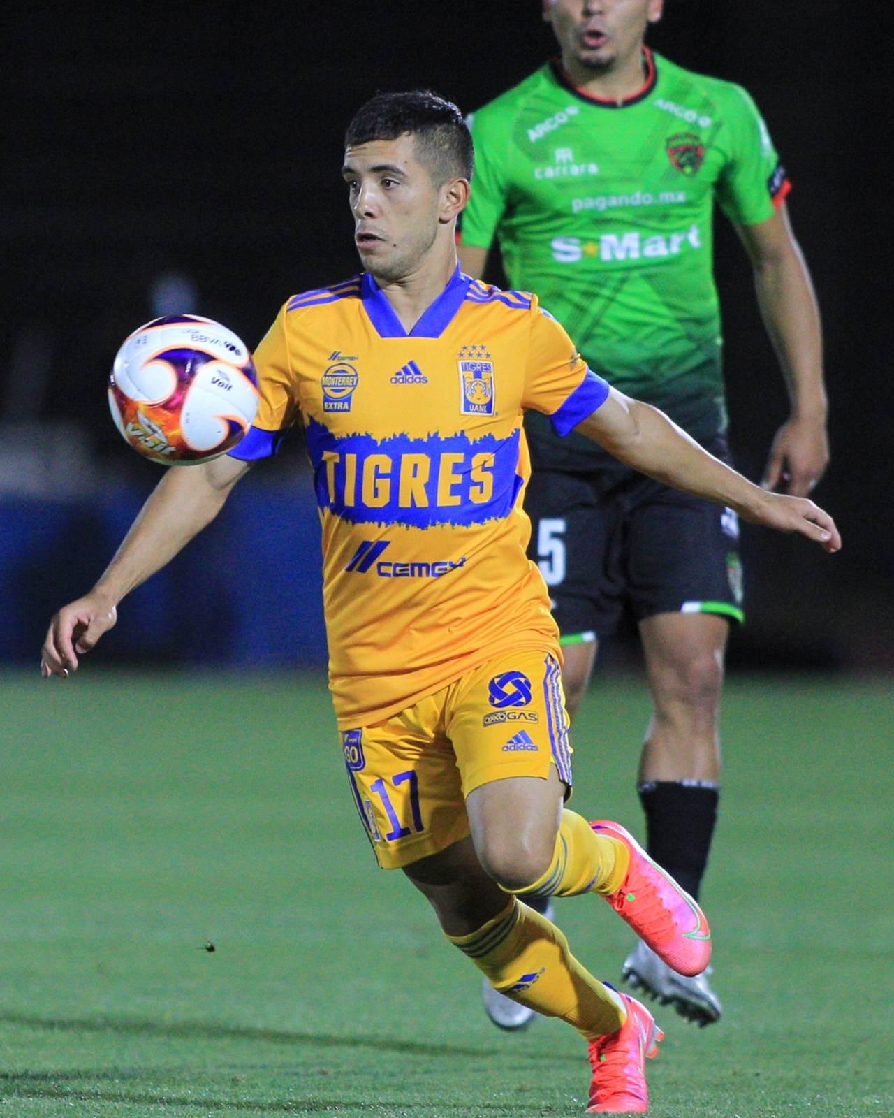Leo Fernández Miguel Herrera Tigres