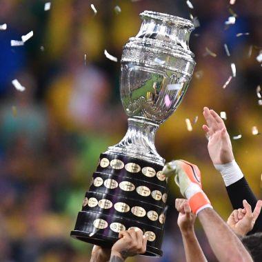Copa América selección más ganadora