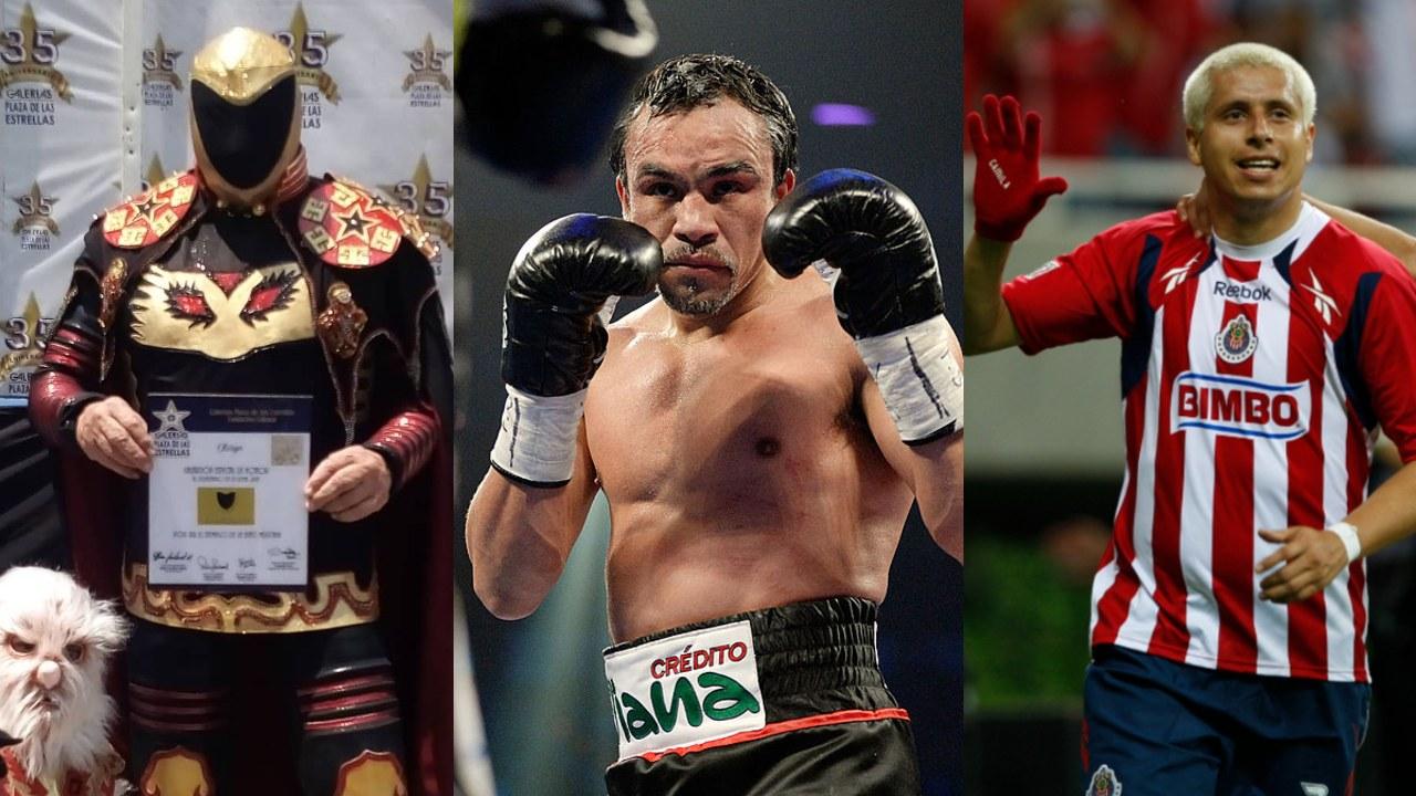 Candidatos deportistas elecciones 6 junio México