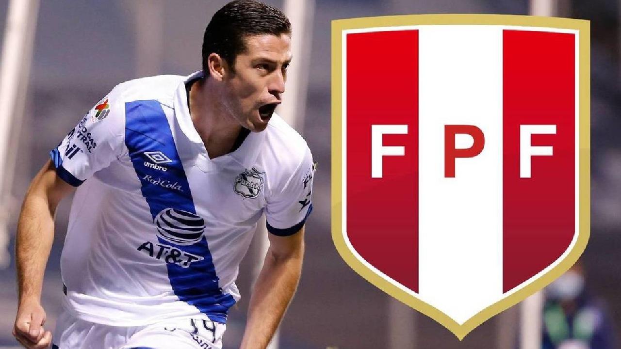 Santiago Ormeño es convocado por Perú para disputar la Copa América