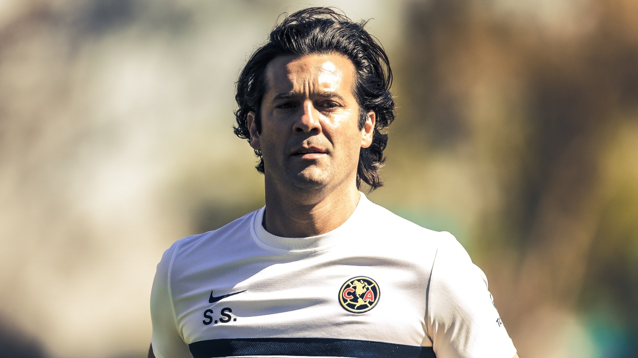 Santiago Solari volver a Europa América contrato