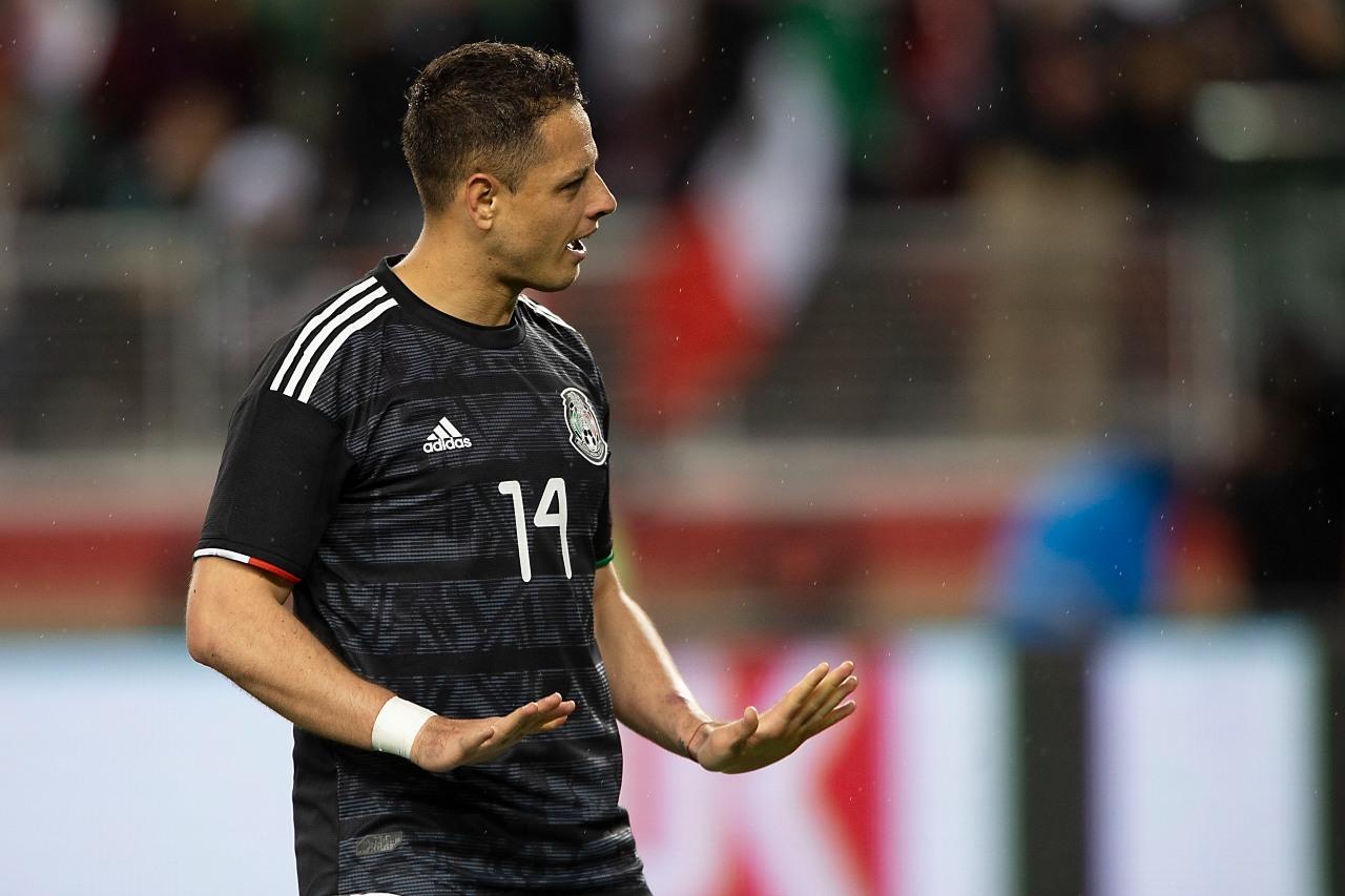 Selección Mexicana prelista Chicharito Funes Mori