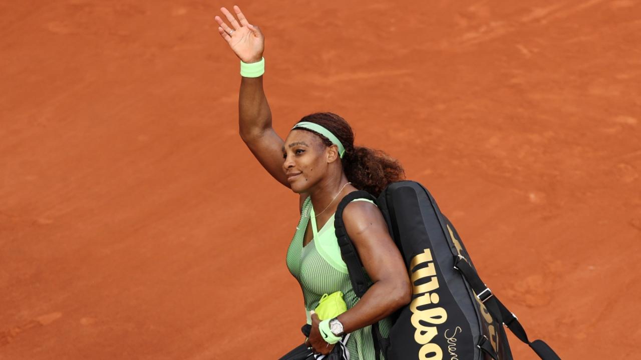 Serena Williams tokyo 2020 juegos olimpicos tenis