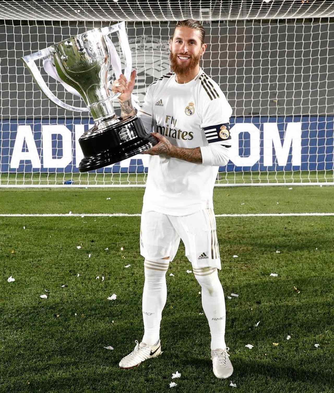 Sergio Ramos Real Madrid salida despedida