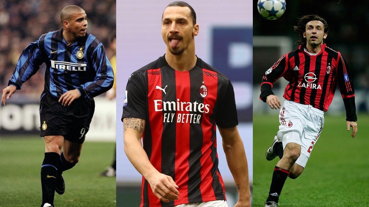 Jugadores militaron Inter AC Milán