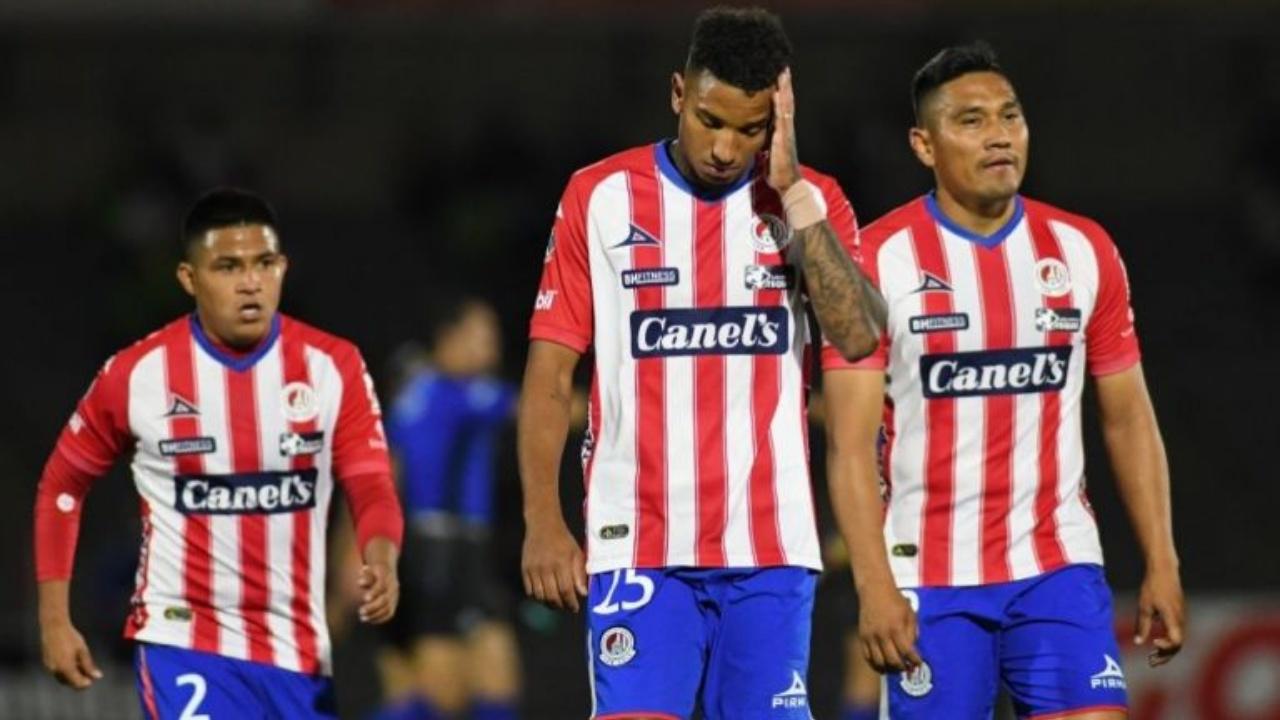 Atlético San Luis negociaciones trabadas