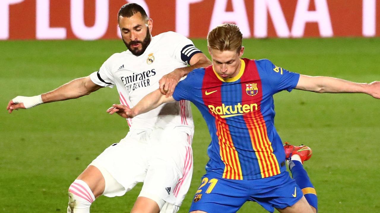 Real Madrid Barcelona fechas clásicos