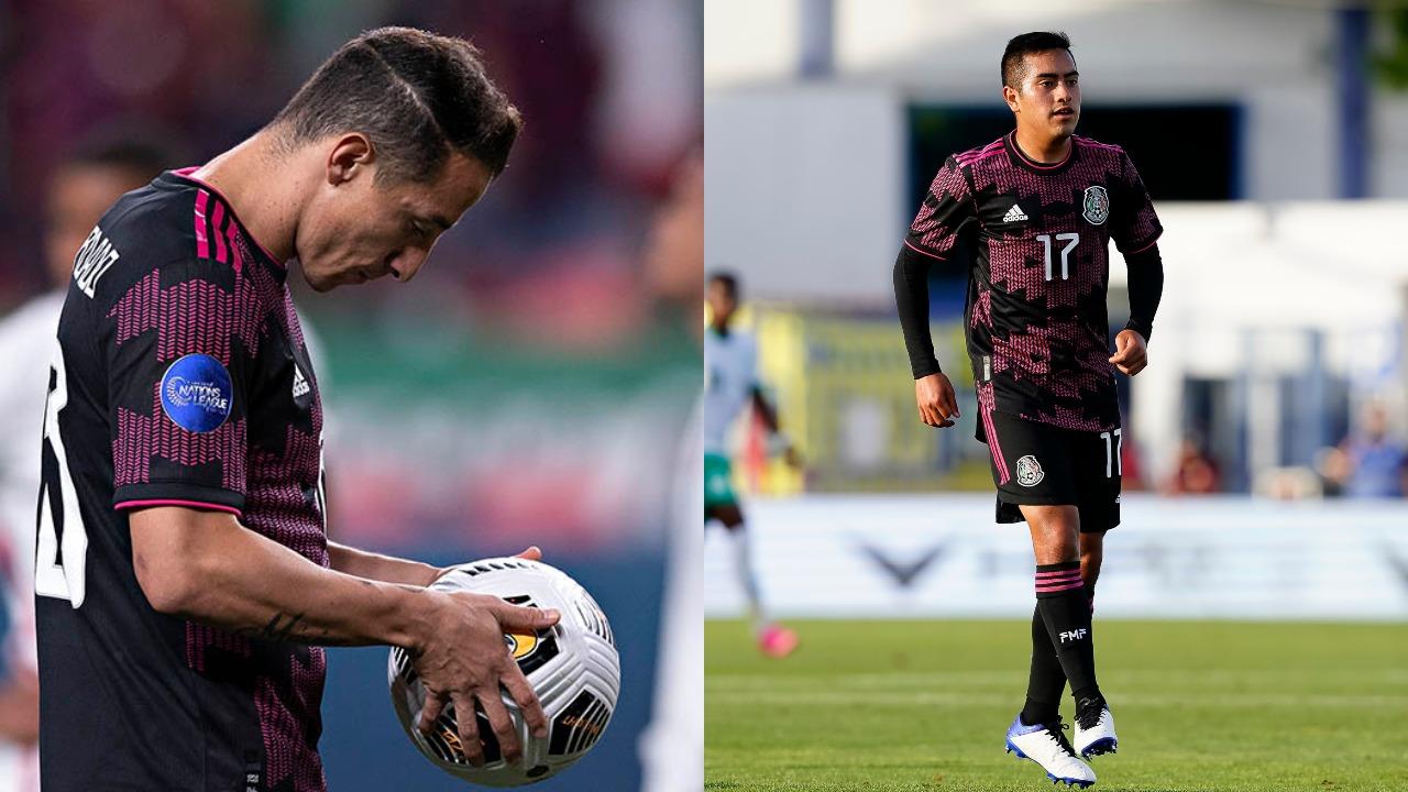 Andrés Guardado Selección Mexicana baja