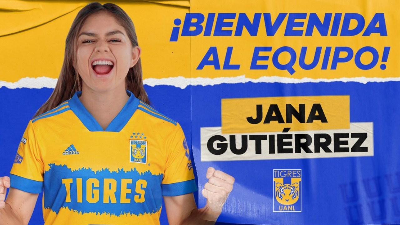 Jana Gutiérrez Tigres
