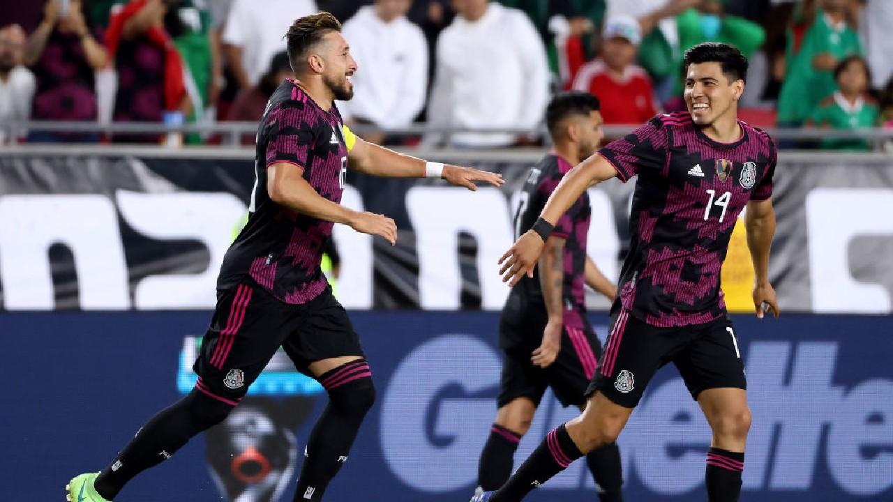 A qué hora juega México mañana vs. Trinidad y Tobago copa oro 2021