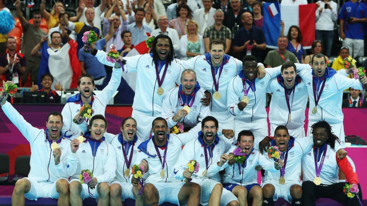 ¿Qué país tiene más medallas olímpicas francia